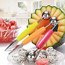 זול אביזרים למטבח-פלדת אל חלד + פלסטיק כלים מקפה כלים כלי מטבח בית כלי אפייה כלי מטבח כלי מטבח רב שימושי פירות עבור כלי בישול 1pc