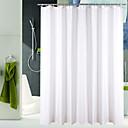 halpa Suihkuverhot-Suihkuverhot ja koukut / Suihkuverhot Moderni Polyesteri Vedenkestävä Kylpyhuone