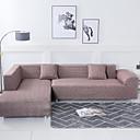זול כיסויים-כיסוי ספה גיאומטרי / קלאסי / עכשווי הדפסה תגובתית פוליאסטר כיסויים