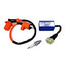 זול רכב הגוף קישוט והגנה-ביצועים גבוהים מירוץ הצתה& ac cdi עבור gy6 50/125 / 150cc Kit