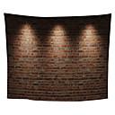 זול מזכרות נרות-נושא קלאסי קיר תפאורה פּוֹלִיאֶסטֶר וינטאג' וול ארט, קיר שטיחי קיר תַפאוּרָה