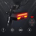 halpa Pyöräilyvalot-LED Pyöräilyvalot Suuntavalot Jarruvalo Polkupyörän jarruvalo Maastopyöräily Pyöräily Vedenkestävä Älykäs induktio Langaton 85 lm USB Ladattava Musta Telttailu / Retkely / Luolailu Pyöräily