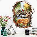hesapli Duvar Çıkartmaları-Dekoratif Duvar Çıkartmaları - Uçak Duvar Çıkartmaları / Hayvan Duvar Çıkartmaları Natürmort / Çiçek / Botanik Yatakodası / İç Mekan