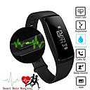 Недорогие Умные браслеты-Vn03 смарт-браслет браслет сердечного ритма артериального давления шагомер браслет фитнес смс оповещения для ios android телефон