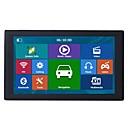 hesapli Oto DVD Oyuncuları-9 inç araba gps navigasyon satnav navigators 256/8 gb bluetooth av-in fm verici ücretsiz haritalar