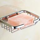 זול סבון כלים-סבון כלים & מחזיקים עיצוב חדש מודרני פלדת על חלד 1pc - חדר אמבטיה מותקן על הקיר