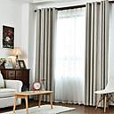 זול וילונות חלון-Blackout שני פנאלים וִילוֹן סלון   Curtains