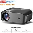 זול מקרנים-vivibright f10 / f10up מיני מקרן 1280 * 720 p, 2800 לומן אנדרואיד wifi lcd led proyector תמיכה 1080 p 3d hd וידאו מקרן קולנוע בידור ביתי וידאו, hdmi usb וידאו חדש beamer