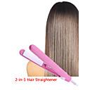 זול חלקים לאופנועים וג'יפונים-1 יחידות מחליק מסלסל שיער קרמי רב תכליתי מעצב טיפוח שיער ברזל שטוח