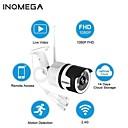 Недорогие IP-камеры для помещений-Inqmega ip-камера 1080p 720p водонепроницаемый пуля камера Wi-Fi 360 безопасности ИК-видение беспроводная IP-камера открытый Wi-Fi камеры видеонаблюдения