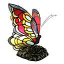 hesapli Masa Lambaları-Tiffany Yaratıcı / Ambient Lamps / Dekorotif Masa Lambaları İç Mekan Uyumluluk 110-120V / 220-240V Cam