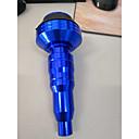 זול חלקים לאופנועים וג'יפונים-1 יחידות סגסוגת אלומיניום סגסוגת אלומיניום מגיני נפילה מחוון מסגרת אופנוע הגנה מפני התרסקות (בורג m10)