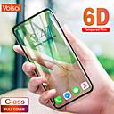 hesapli iPhone Kılıfları-6d tam temperli cam filmi apple iphone x 10 xs için max tam kavisli ekran koruyucu için iphone xr için kapak koruyucu filmi