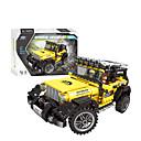 זול Building Blocks-GUDI אבני בניין 1 pcs משאית תואם Legoing סימולציה כל צעצועים מתנות