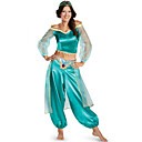 hesapli Dans kostümleri-mitoloji Kostüm Kadın's Peri Masalı Teması Cadılar Bayramı Performans Tema Partisi Kostümler Kadın's Dans kostümleri Saten Püsküllü