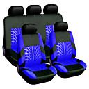 זול משענת ראש לרכב-9 אביזרי רכב מושב מכסה לנשימה אוניברסלי יח '\ סט