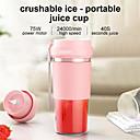 זול תנורים חשמליים-Hibrew gz-003 k5 מסחטה אלחוטית ניידת כוס מסחטה ביתית כוס מסחטה חשמלית מיני כוס מיץ פירות