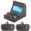 cheap Game Consoles-Portable Retro Mini handheld game console 4.3 inch 64bit family game console