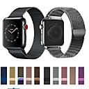 povoljno Odjeća za psa-Pogledajte Band za Apple Watch Series 5/4/3/2/1 Apple Preklopna metalna narukvica Nehrđajući čelik Traka za ruku