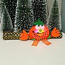 זול עזרים ל-Halloween-עטלפים עזרים ל-Halloween בגדי ריקוד גברים צמיד חג ליל כל הקדושים האלווין (ליל כל הקדושים) פסטיבל / חג בד שחור / Noir / Orange / כתום בגדי ריקוד גברים בגדי ריקוד נשים תחפושות קרנבל