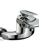 povoljno Vjenčanice-Slavina za kadu - Suvremena Chrome Keramičke ventila