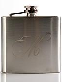 cheap Wedding Gifts-Personalized Stainless Steel Barware & Flasks Hip Flasks Groom Groomsman Wedding Anniversary Birthday