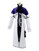 preiswerte Damen Leggings-Inspiriert von Pandora Hearts Xarxes Break Anime Cosplay Kostüme Cosplay Kostüme Patchwork Langarm Krawatte / Mantel / Hemd Für Herrn Halloween Kostüme