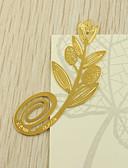 baratos Adesivos, Rótulos e Etiquetas-Casamento Aniversário Chá de Cozinha Liga de Zinco Marcadores e Abre Cartas Tema Jardim