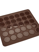 رخيصةأون بدلات-أدوات خبز بلاستيك كعكة قوالب الكيك 1PC