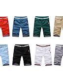 ieftine Pantaloni Bărbați-Bărbați Șic & Modern Pantaloni Scurți Pantaloni Mată