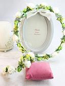 baratos Vestidos para Daminhas de Honra-Seda Decoração de Cabelo / Grinaldas com Floral 1pç Casamento / Ocasião Especial Capacete