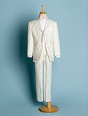 baratos Ternos para Pajem-meninos vestir ternos portador do anel ternos marfim (1634563)