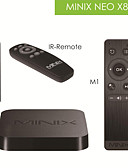 billige Blomsterpikekjoler-MINIX NEO M1 Tv Boks + Air Mus Android 4.4 / Linux / Android Tv Boks + Air Mus Cortex A9r4 2GB RAM ROM Kvadro-Kjerne