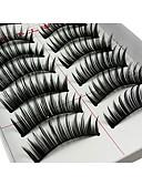 preiswerte T-Shirt-Augenwimpern Voluminisierung Alltag Make-up Verlängert sich zum Ende der Augen hin Make-up Utensilien Gute Qualität Alltag