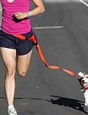 preiswerte Herren Unterwäsche & Socken-Hund Hands Free Leine Regolabile / Einziehbar Laufen Grifflos Solide Nylon Gelb Rot Grün Blau Rosa