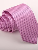 cheap Men's Ties & Bow Ties-Men's Party Work Polyester Necktie Print