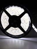 baratos Vestidos de Mulher-10m Faixas de Luzes LED Flexíveis / Conjuntos de Luzes / Faixas de Luzes RGB LEDs 5050 SMD RGB Controlo Remoto / Cortável / Regulável 100-240 V / Conetável / Auto-Adesivo / Cores Variáveis / IP44