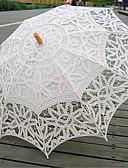 preiswerte Hochzeitsschirme-Post-Handle Hochzeit Regenschirm Regenschirme ca.78cm