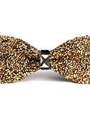 cheap Men's Belt-Unisex Party / Work / Basic Bow Tie - Solid Colored