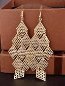 olcso Férfi nyakkendők és csokornyakkendők-Női Szintetikus gyémánt Függők - Európai, Nyilatkozat, Fesztivál / ünnepek Arany / Ezüst Kompatibilitás Parti / Különleges alkalom / Napi