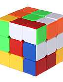 cheap Women's Nightwear-Rubik's Cube 3*3*3 Smooth Speed Cube Magic Cube Puzzle Cube Professional Level Speed Gift Classic & Timeless Girls'