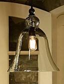 preiswerte Bauchtanzkleidung-QINGMING® Pendelleuchten Moonlight Lackierte Oberflächen Glas Ministil 110-120V / 220-240V Inklusive Glühbirne / E26 / E27