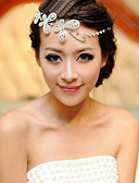 cheap Evening Dresses-Resin Head Chain 1 Wedding Special Occasion Headpiece