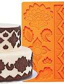 preiswerte Edelstahl-Backwerkzeuge Kunststoff Kuchen Kuchenformen 1pc