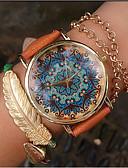 cheap Fashion Watches-Women's Wrist Watch Casual Watch PU Band Charm / Fashion Black / White / Red / One Year / SODA AG4