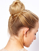 abordables Vestidos de Dama de Honor-Mujer Flor, Legierung garra del pelo - Elegante / Pinzas / Pinzas