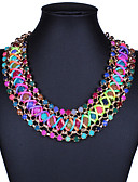 cheap Women's Nightwear-Women's Choker Necklace - Bohemian, European, Fashion Screen Color Necklace For