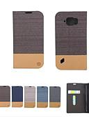 halpa Samsung Case-Etui Käyttötarkoitus Samsung Galaxy S8 Plus / S8 / S7 edge Lomapkko / Korttikotelo / Tuella Suojakuori Yhtenäinen Pehmeä PU-nahka