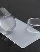 halpa Pusero-1 Stamper & Scraper Työkalut Lolita Nail Art Design Päivittäin Lolita Korkealaatuinen