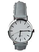 cheap Quartz Watches-Women's Wrist Watch Quartz Grey Hot Sale Analog Ladies Charm Fashion - White Gray One Year Battery Life / Tianqiu 377